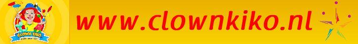 Clown Kiko Sinterklaas Theater