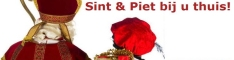 Sint & Piet bij u thuis!